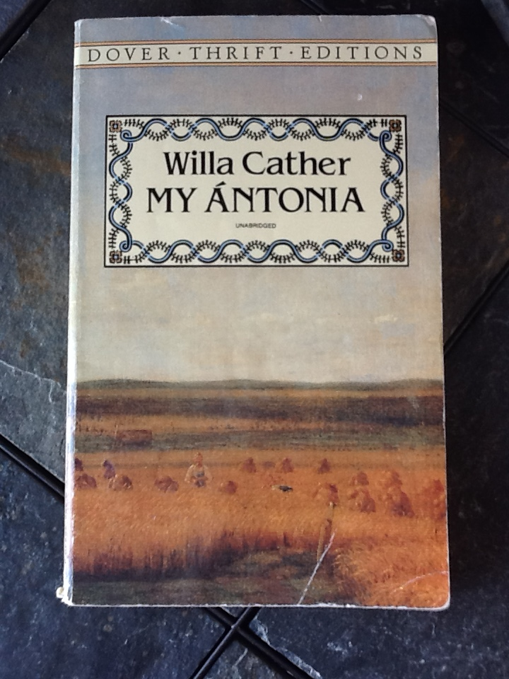 bonds between people and land in willa cathers novel my antonia Memory and history in willa cather's my antonia feelings which border on a filial bond with a hint of in conclusion, my antonia is indeed a novel of.