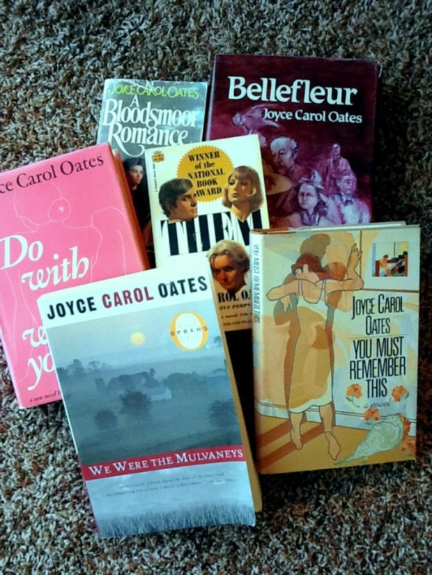 the role of gender in joyce carol oates blonde essay