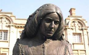 image of George Eliot from famousauthors.org