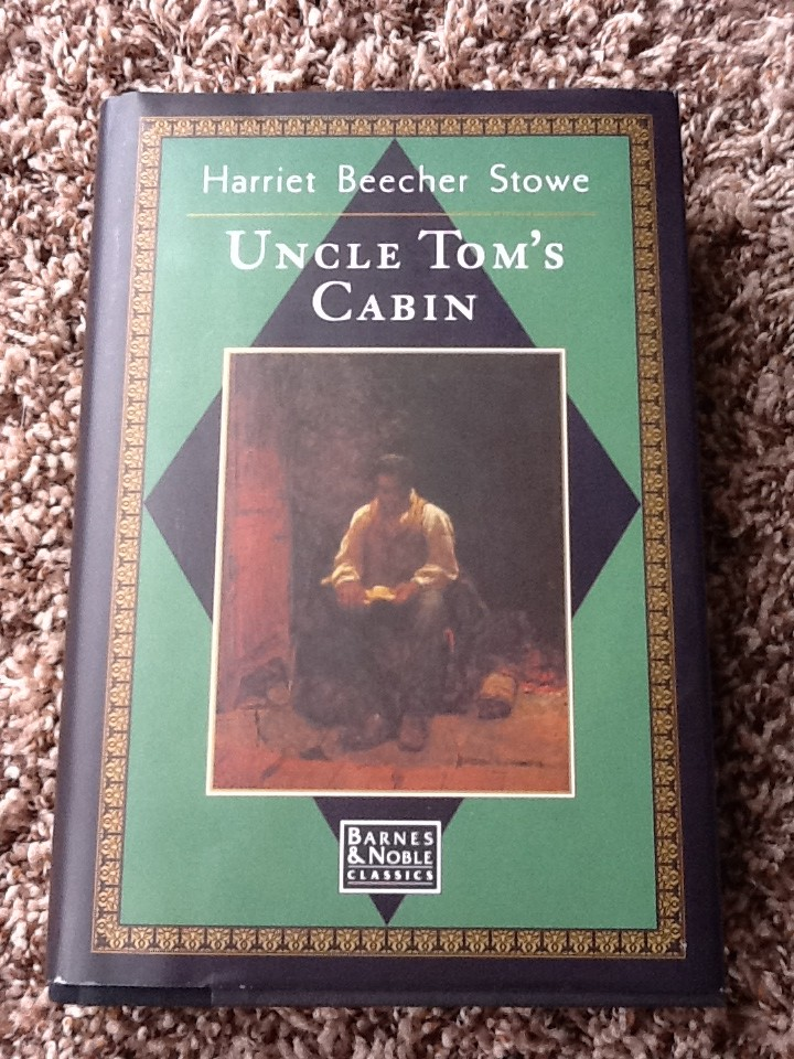 the little woman who wrote uncle tom s cabin the