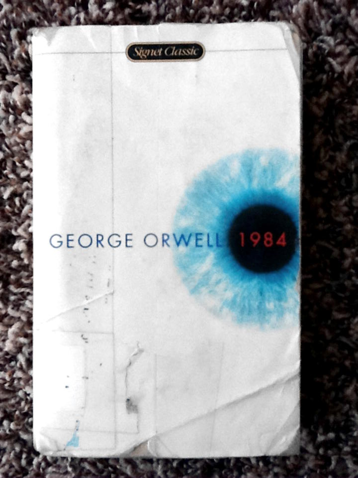 Human Connection in George Orwell's 1984