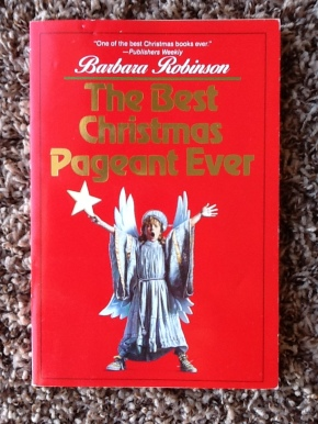 best christmas pageant ever cover