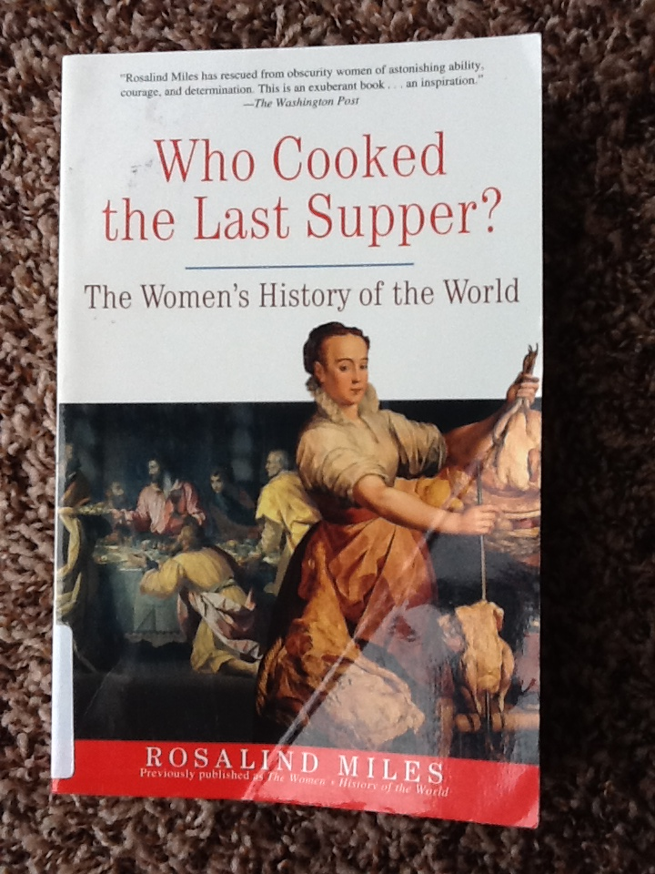 who cooked last supper cover