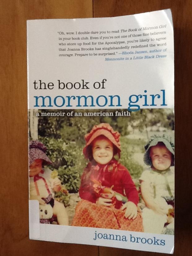 book of mormon girl cover