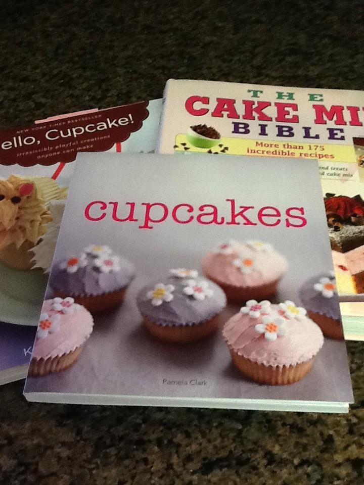 cupcake cookbooks