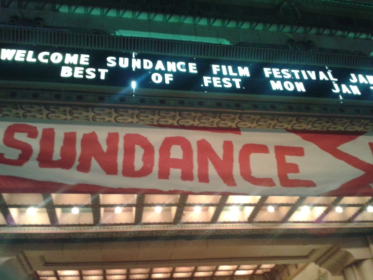 sundance theater outside