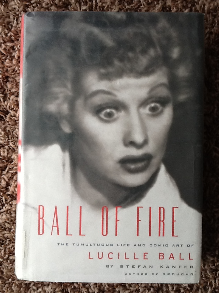 ball of fire lucy book