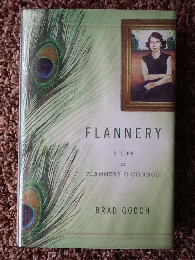 flannery o'connor a life cover