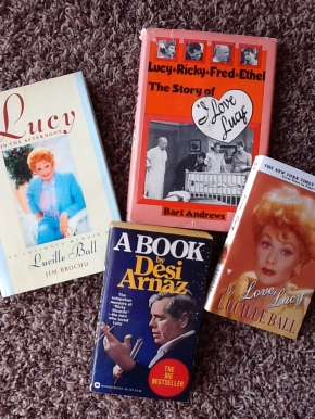 lucy books