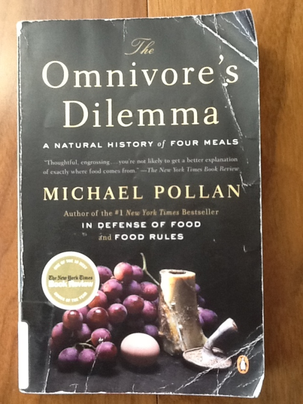 pollan omnivore's dilemma