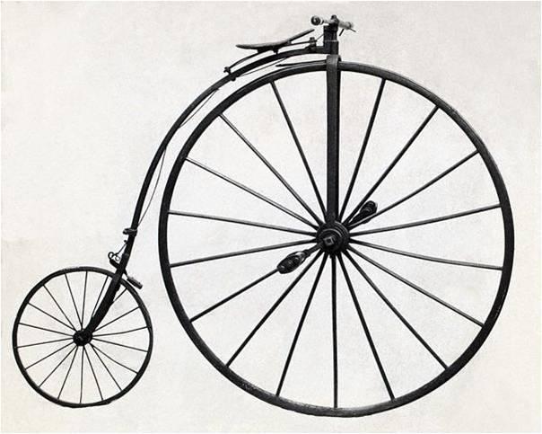 michaux bike