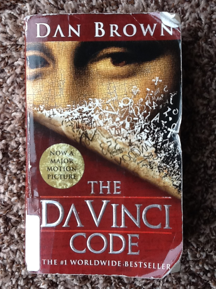 "a book analysis of the da vinci code by dan brown Box of tricks tom hanks as robert langdon in the film version of the da vinci code photograph: simon mein/ap dan brown's harvard ""symbologist"" robert."