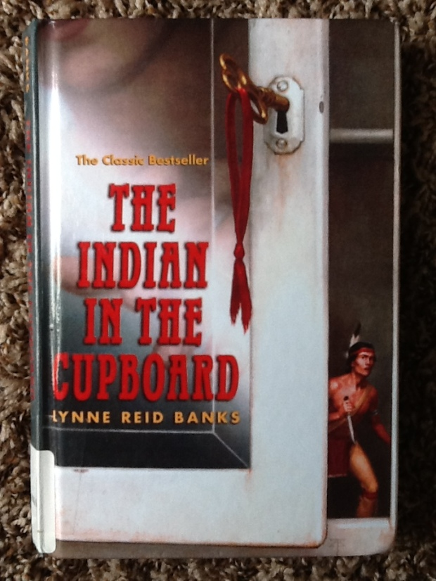 indian in the cupboard cover