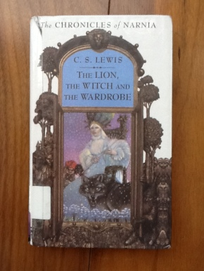 lion witch wardrobe cover