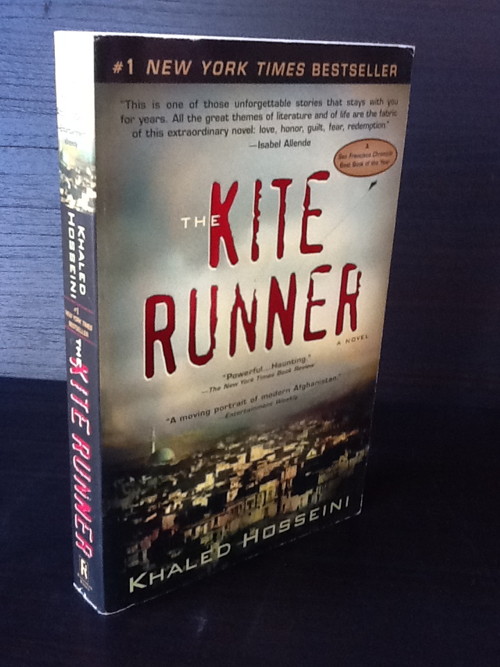 redemption and childhood in the kite runner the bookshelf of  the kite runner cover