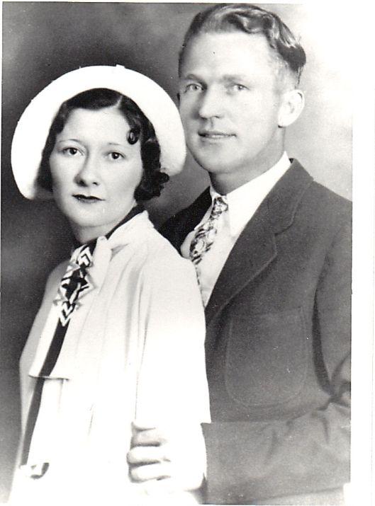 Alabama Gray and Rufus M January