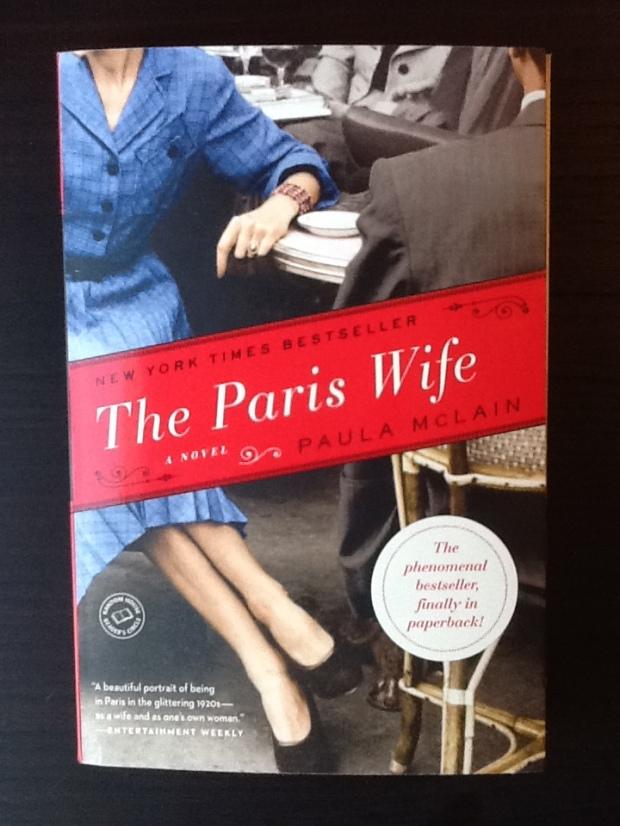 paris wife cover