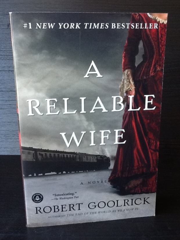 a reliable wife cover