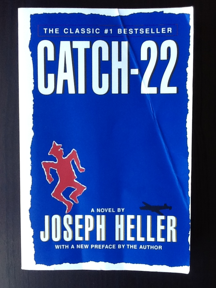 essays on catch-22 Essay #3: point of view joseph heller's structure of introducing a new character in every chapter aides in the comprehension of the novel as a whole because.