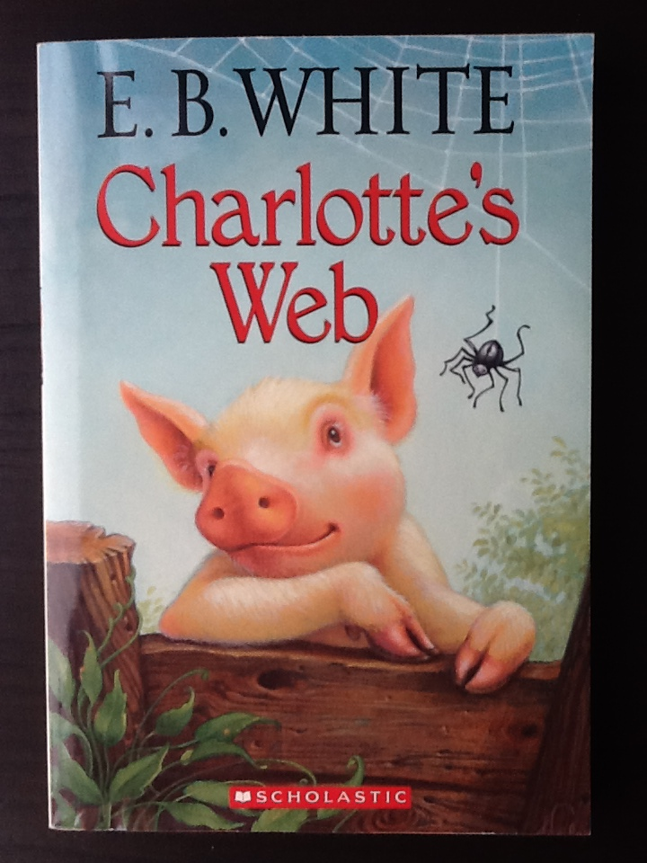 Printable Charlotte S Web Book Cover : Charlotte s web the ks english
