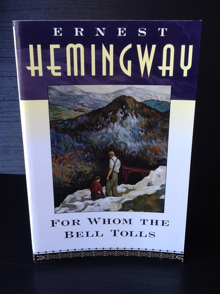 The symbol of the title for whom the bell tolls by ernest hemingway