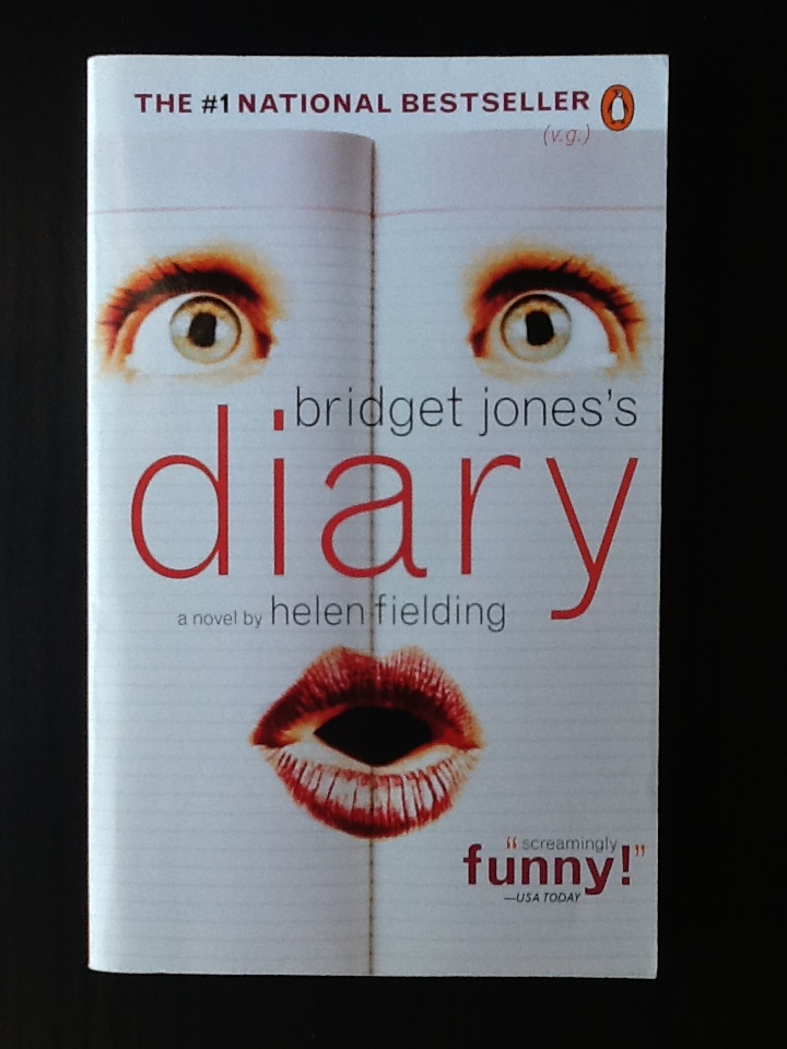 bridget jones diary book report Bridget jones and her diary are back in mad about the boy, but in this book she is middle-aged with two children and has tragically become a widow due to mark darcy's death.