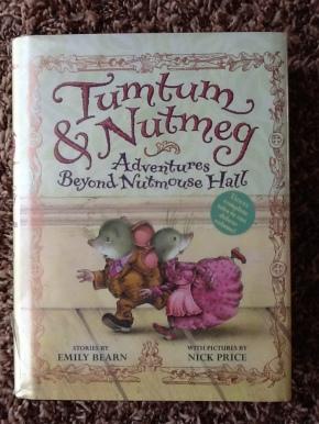 tumtum and nutmeg cover