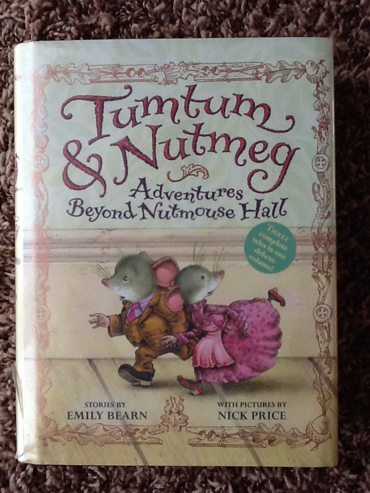 tumtum and nutmeg cover