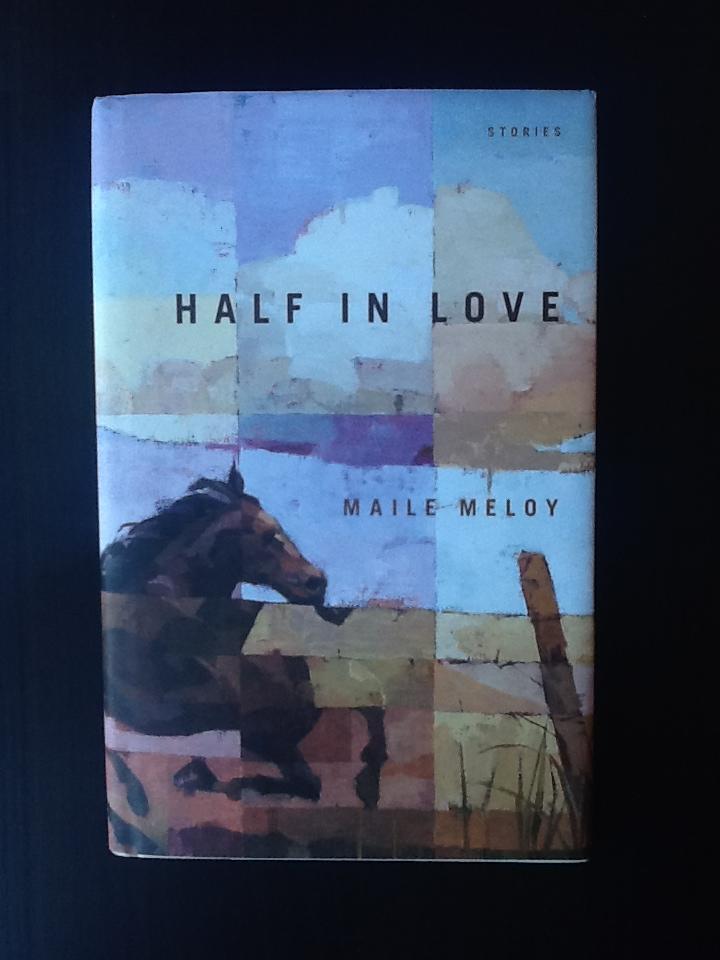 half in love cover