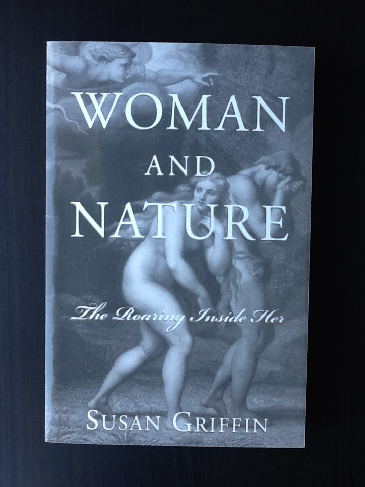 woman and nature cover