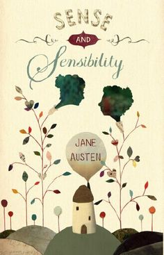 Image result for sense and sensibility book cover
