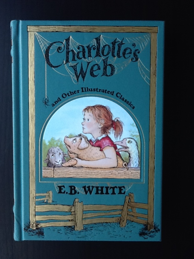 charlotte's web leather