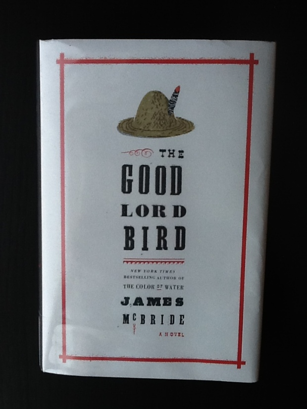 good lord bird cover