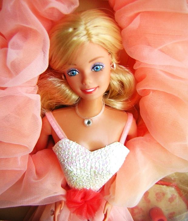 barbie peaches and cream