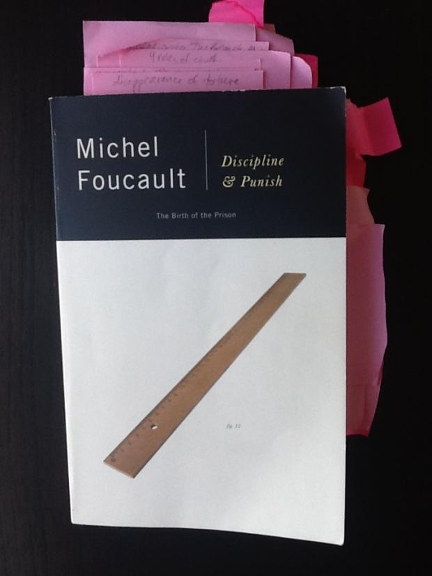 discipline and punish cover