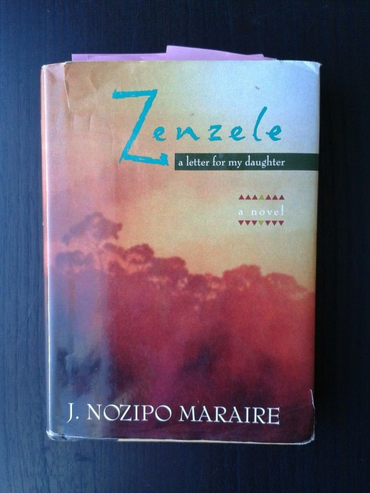 zenzele cover
