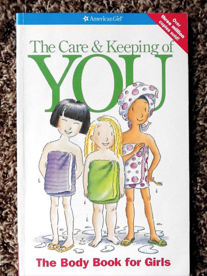 care and keeping of you cover