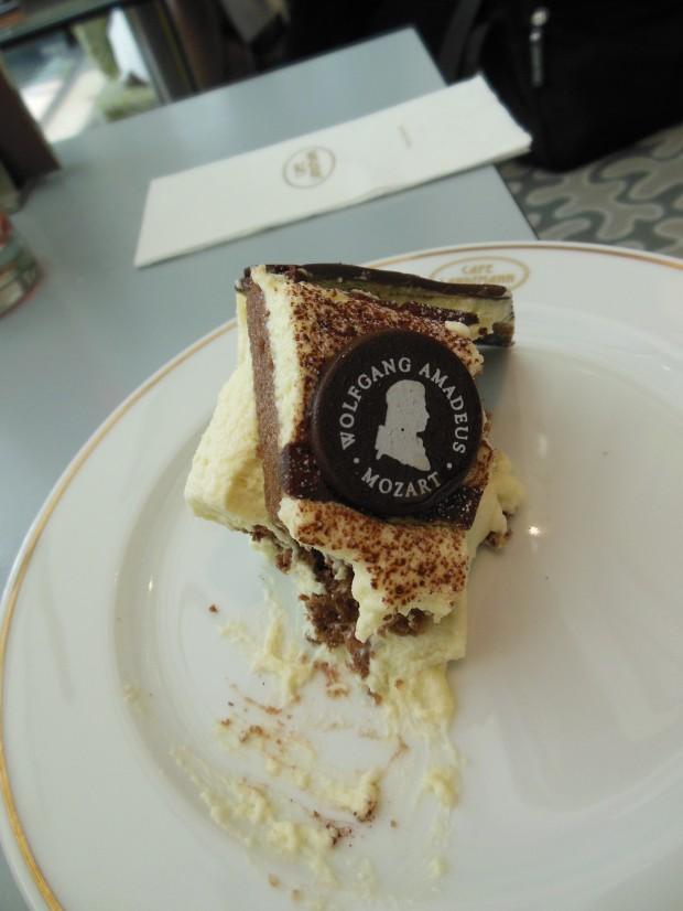 austria mozart torte