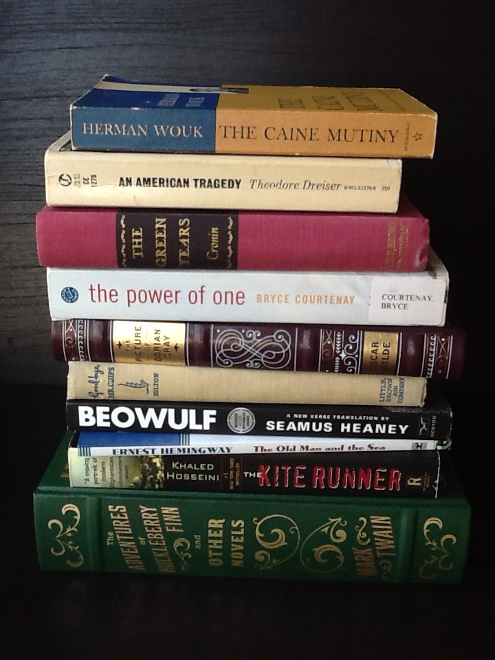 My Top Ten Classic Novels For Teenage Boys  The Bookshelf -2022