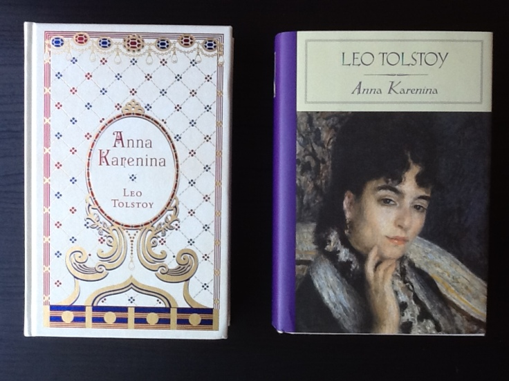 two anna karenina
