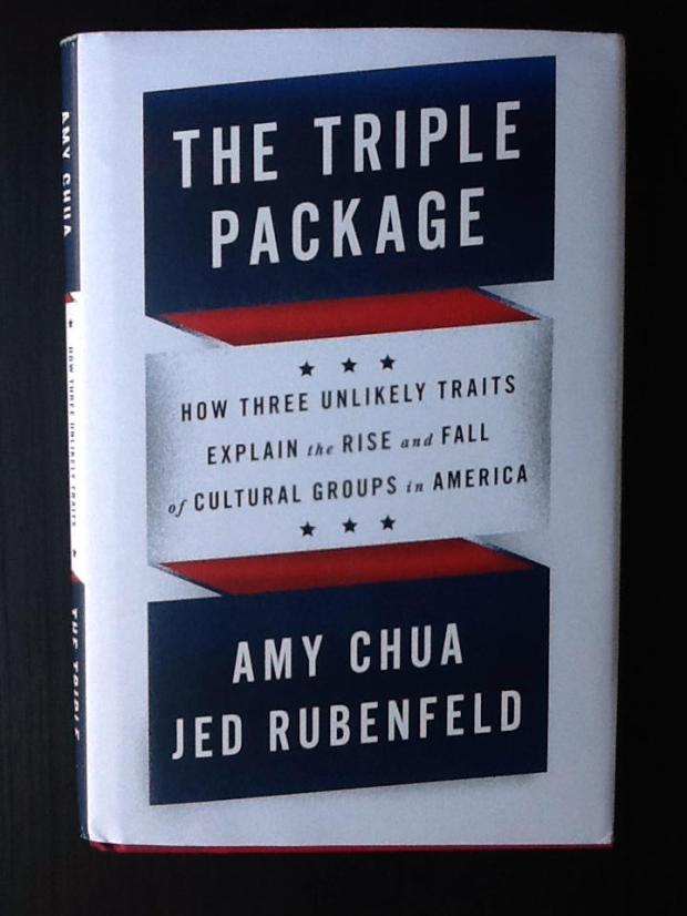 the triple package cover 2