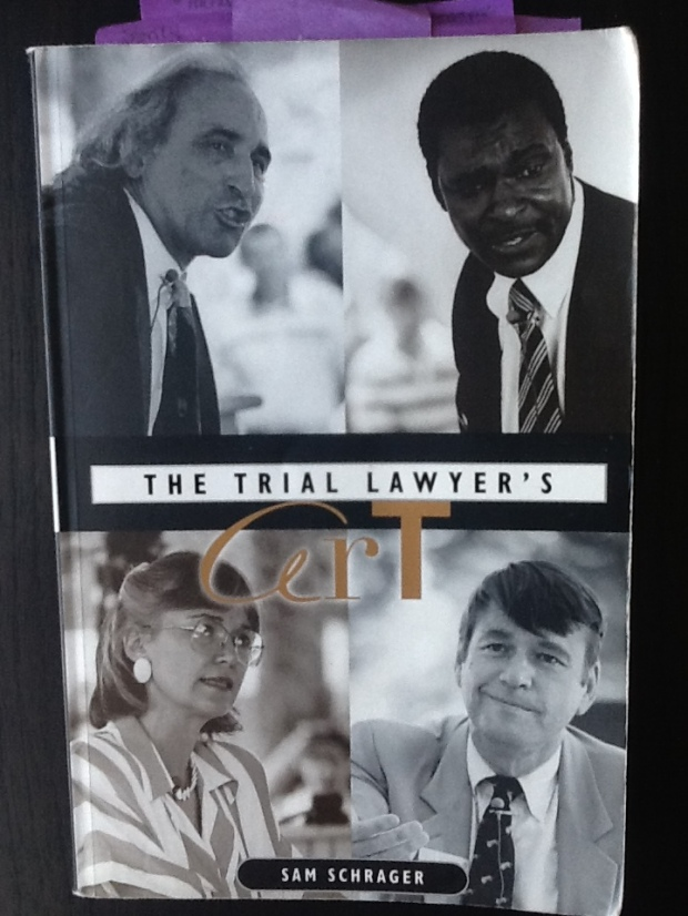 trial lawyer's art cover