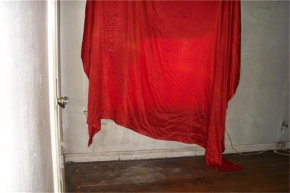 ugly curtains