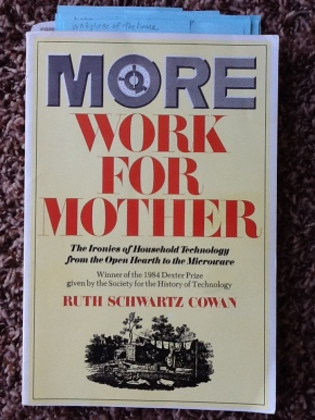 more work for mother cover