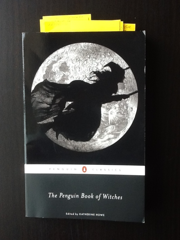 penguin book of witches cover