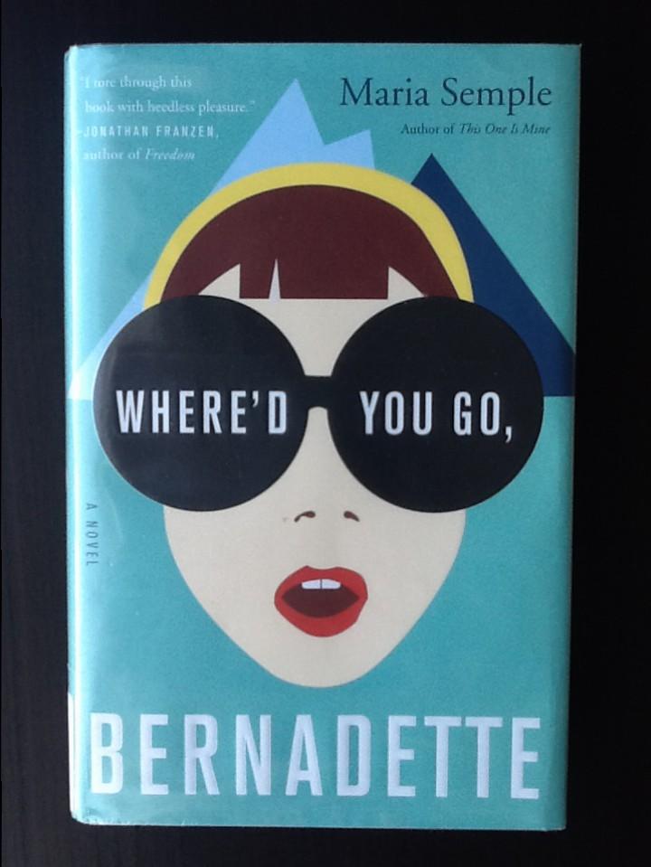 where'd you go bernadette cover