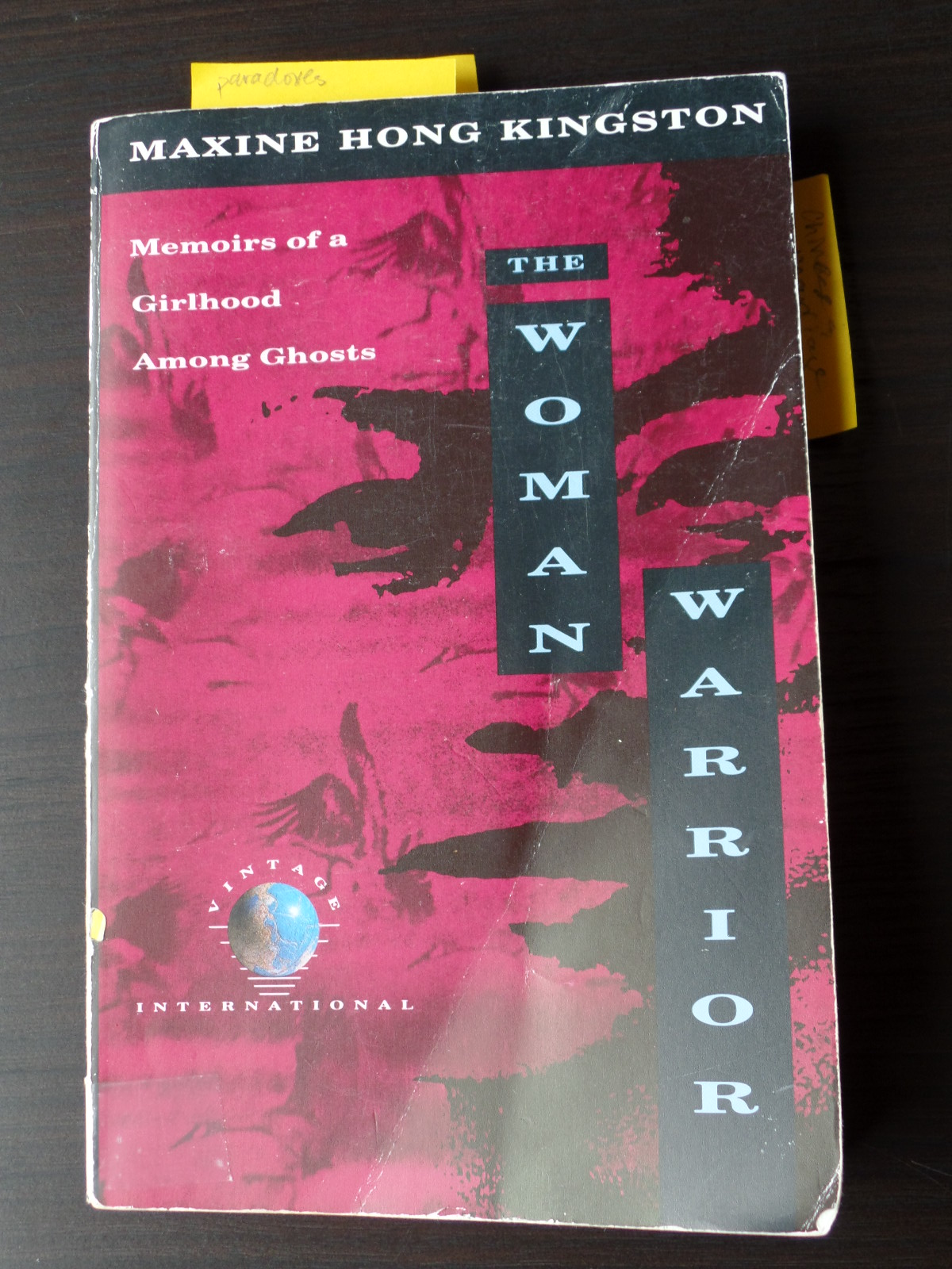 "an analysis of chinese culture in the woman warrior by maxine hong kingston The theme of ""voiceless woman"" throughout the book ""the woman warrior"" is of great importance maxine kingston narrates several stories in which gives clear examples on how woman in her."