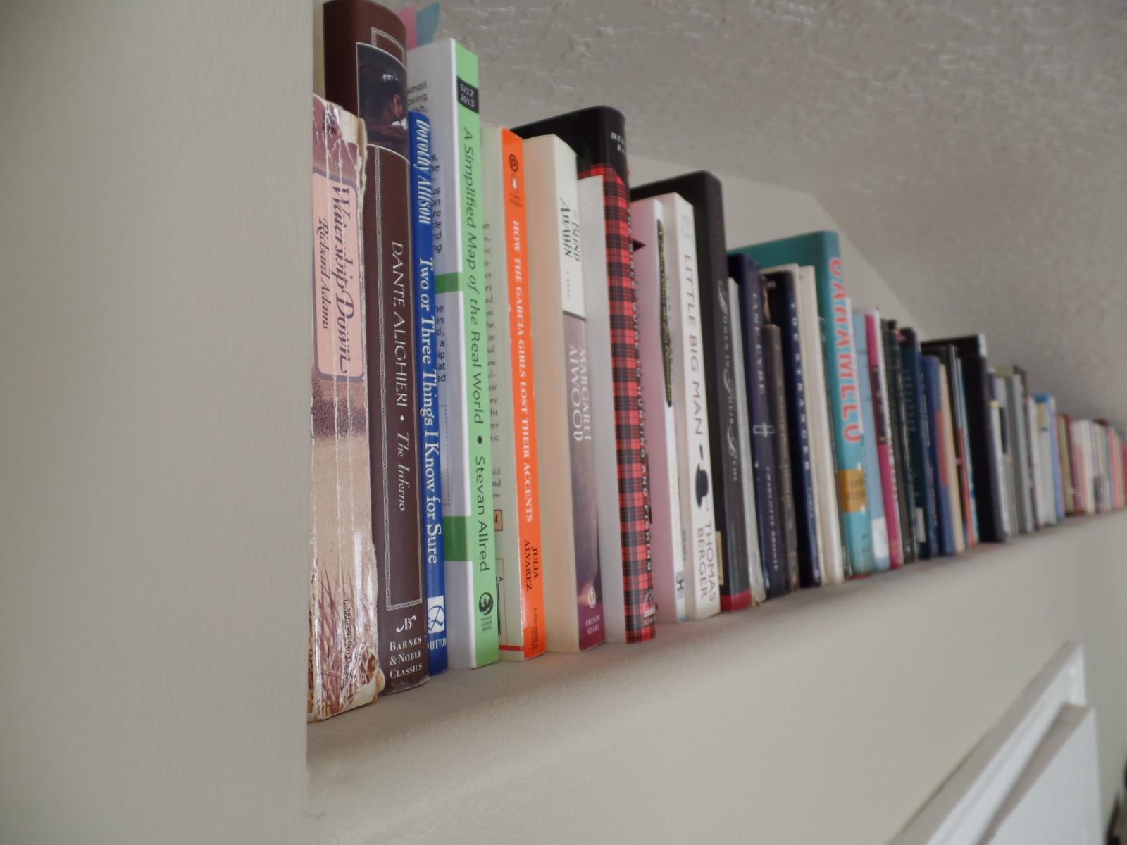 on my bookshelf no 13 the bookshelf of emily j