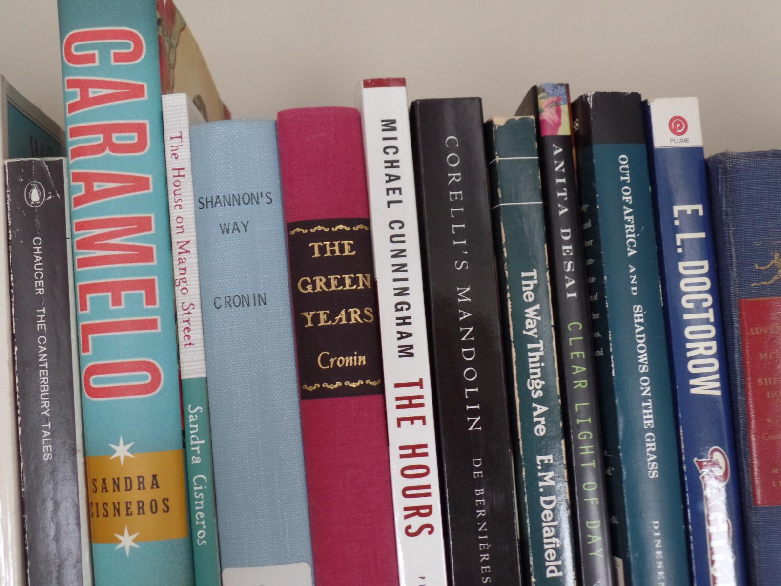 On My Bookshelf No 3 The Of Emily J