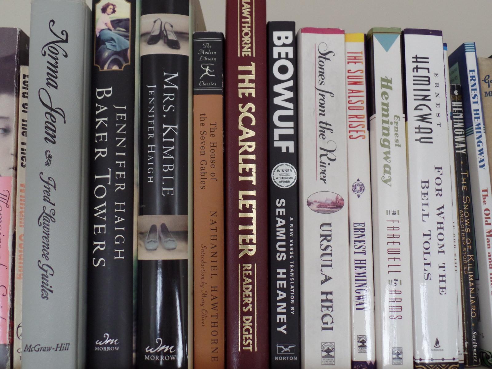 On My Bookshelf No 6 The Of Emily J